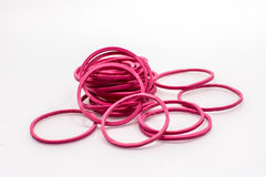 Rubber band Stock Photo
