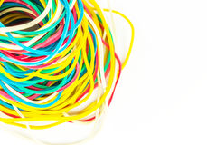 Rubber Bands IV Royalty Free Stock Photography
