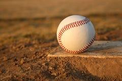rubber baseballmoundkannor royaltyfri foto