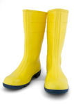 Rubber boots 1 Stock Image