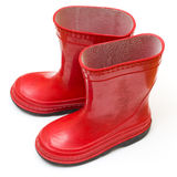 Rubber boots Royalty Free Stock Images