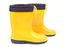 Rubber boots Royalty Free Stock Image