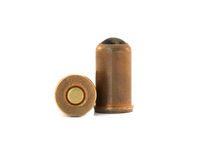 Rubber bullets Royalty Free Stock Photography
