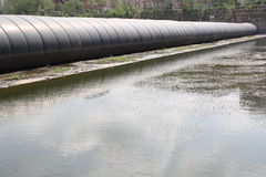 Rubber dams Royalty Free Stock Photo