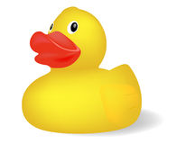 Free Rubber Duck Royalty Free Stock Image - 2094726
