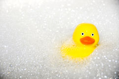 Rubber duck Stock Photo