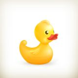 Rubber duck Royalty Free Stock Images