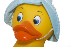 Rubber Duck - Close-up Stock Photo