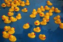 Rubber Ducky Royalty-vrije Stock Afbeeldingen