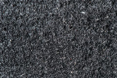 Rubber erased surface. Super close-up view. Magnification about 100 times Royalty Free Stock Photo
