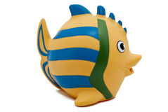 Rubber fish Royalty Free Stock Photography