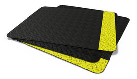 Rubber floor mat Royalty Free Stock Photo