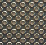 Rubber floor tile pattern Stock Image