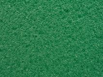 Rubber-foam. A green rubber foam texture stock photos