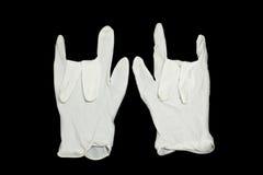 Rubber Glove Royalty Free Stock Photos