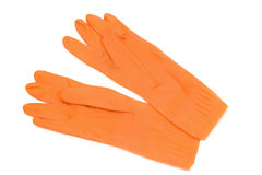 Rubber gloves Royalty Free Stock Images