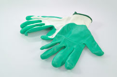 Rubber gloves Stock Photography