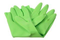 Rubber Handschoenen royalty-vrije stock fotografie