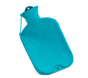 Rubber hot water bottle Stock Photography