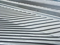 Rubber industrial conveyer Stock Photography