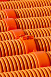 Rubber pipe Stock Photo