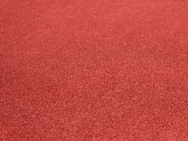 Rubber running track background Royalty Free Stock Photo