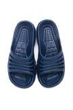 Rubber sandal Stock Image