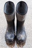 Rubber schoenen Royalty-vrije Stock Foto's