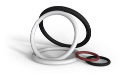 Rubber sealing Stock Images
