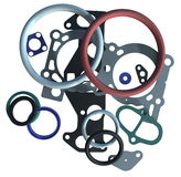 Rubber sealing Royalty Free Stock Photography