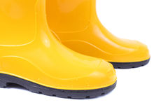 Rubber shoes Royalty Free Stock Photos