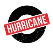 Rubber stämpel för orkan Arkivfoto