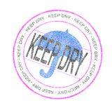 Rubber stamp. An illustration of a Rubber stamp Royalty Free Stock Images