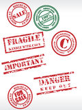 Rubber stamp Stock Images