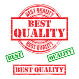 Rubber stamp design BEST QUALITY Stock Image