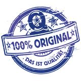 Rubber stamp 100% original. And this is quality Royalty Free Stock Photo
