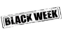 Black week Stock Images
