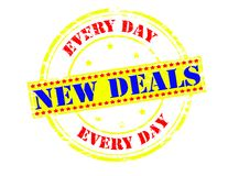 New deals Stock Images