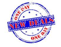 New deals Stock Photo