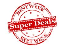 Super deals Royalty Free Stock Images