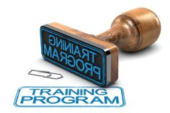 Training Program Stock Photography