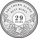Rubber stamp for wine decoration; wine logo template. Stock Image