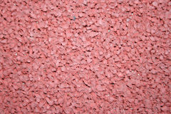 Rubber texture. Pink rubber texture in tne morning light Royalty Free Stock Images