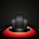 Rubber tire Royalty Free Stock Photos