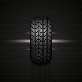 Rubber tire Stock Photos