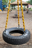 Rubber Tire Swing Royalty Free Stock Photography