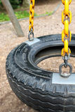 Rubber Tire Swing Royalty Free Stock Images