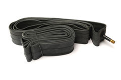 rubber tire tube Stock Photo