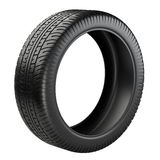 Rubber tire wheel. Royalty Free Stock Images