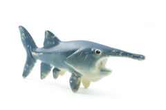 Rubber toy fish Royalty Free Stock Photography